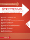 A Straightforward Guide to Employment Law (eBook)