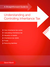 A Straightforward Guide to Inheritance Tax (eBook)