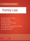A Straightforward Guide to Family Law (eBook)