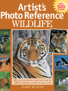 Artist's Photo Reference (eBook): Wildlife