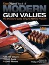 Gun Digest Book of Modern Gun Values (eBook)
