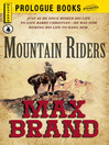 Mountain Riders (eBook)