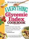 Glycemic Index Cookbook (eBook)
