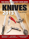 Knives 2013 (eBook): The World's Greatest Knife Book