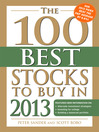 The 100 Best Stocks to Buy in 2013 (eBook)