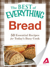 Bread (eBook): 50 Essential Recipes for Today's Busy Cook