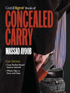 Gun Digest Book of Concealed Carry (eBook)