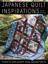 Japanese Quilt Inspirations (eBook)