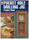 The Pocket Hole Drilling Jig Project Book (eBook)
