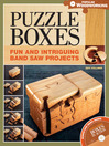 Puzzle Boxes (eBook): Fun and Intriguing Bandsaw Projects
