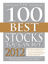 The 100 Best Stocks You Can Buy 2012 (eBook)