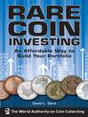 Rare Coin Investing (eBook): An Affordable Way to Build Your Portfolio