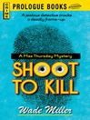 Shoot to Kill (eBook)