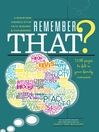 Remember That? (eBook): A Year-By-Year Journal of Fun Facts and Family Milestones