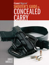Gun Digest's Shooter's Guide to Concealed Carry (eBook)