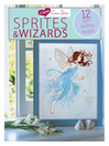 I Love Cross Stitch Wizards & Sprites (eBook): 12 Spell-binding Designs