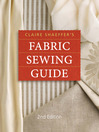 Claire Shaeffer's Fabric Sewing Guide (eBook)