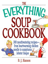 The Everything Soup Cookbook (eBook)