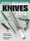 Knives 2012 (eBook): The World's Greatest Knife Book