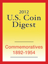 2012 U.S. Coin Digest (eBook): Commemoratives 1892-1954