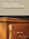 Pleasant Hill Shaker Furniture (eBook)