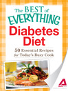 Diabetes Diet (eBook): 50 Essential Recipes for Today's Busy Cook