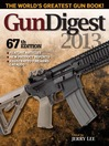 Gun Digest 2013 (eBook)