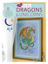 I Love Cross Stitch Dragons & Unicorns (eBook): 8 Fantasy Creatures to Stitch