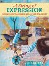 A String of Expression (eBook)