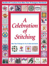 Celebrations of Stitching (eBook)