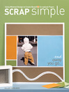 Scrap Simple (eBook): Using Minimal Design to Create Beautiful Scrapbook Pages