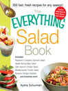 The Everything Salad Book (eBook): Includes Raspberry-Cranberry Spinich Salad, Sweet Spring Baby Salad, Dijon Apricot Chicken Salad, Mediterranean Tomato Salad, Sesame Orange Coleslaw