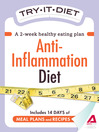 Try-It Diet: Anti-Inflammation Diet (eBook): A Two-Week Healthy Eating Plan