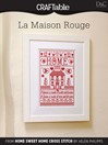 La Maison Rouge (eBook)