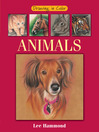 Drawing in Color - Animals (eBook)