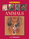 Drawing in Color - Animals (eBook)