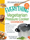 Vegetarian Pressure Cooker Cookbook (eBook)