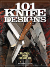 101 Knife Designs (eBook): Practical Knives for Daily Use