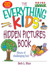 The Everything Kids' Hidden Pictures Book (eBook): Hours Of Challenging Fun!