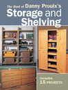 The Best of Danny Proulx's Storage and Shelving (eBook)