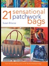 21 Sensational Patchwork Bags (eBook)