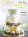 Cake Decorating at Home (eBook)
