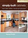 Simply-Built Cabinets (eBook)