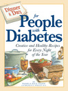 Dinner a Day for People with Diabetes (eBook): Creative and Healthy Recipes for Every Night of the Year