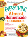 The Everything Almost Homemade Cookbook (eBook)