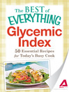 Glycemic Index (eBook): 50 Essential Recipes for Today's Busy Cook