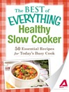 Healthy Slow Cooker (eBook): 50 Essential Recipes for Today's Busy Cook