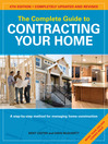 The Complete Guide to Contracting Your Home (eBook)