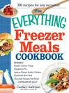 Freezer Meals Cookbook (eBook)