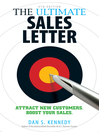The Ultimate Sales Letter (eBook): Attract New Customers. Boost your Sales.
